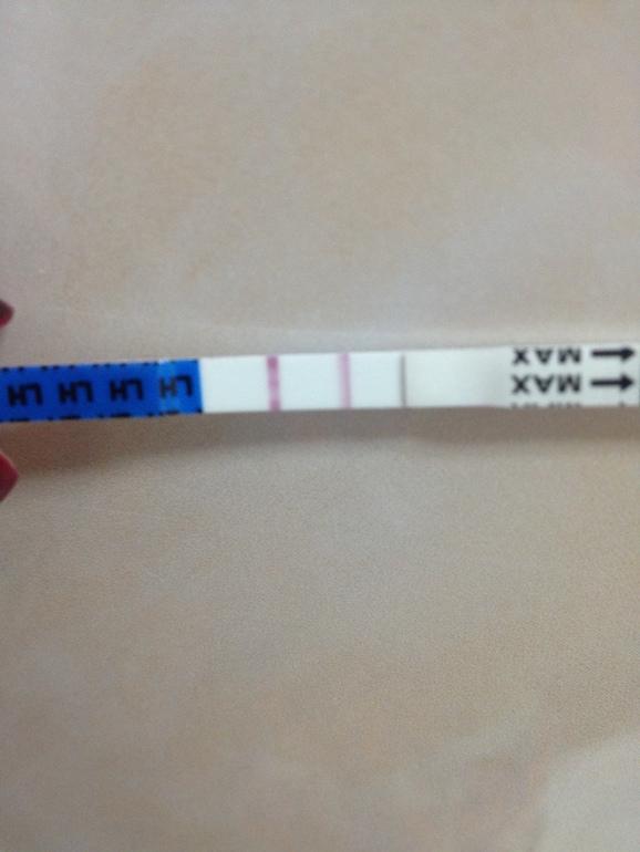 Если не беременна а тест положительный 52