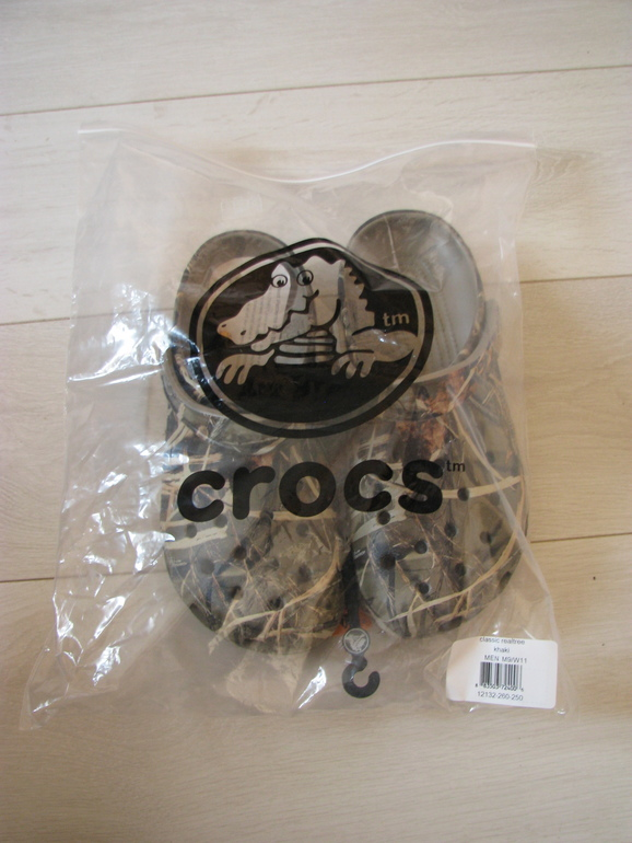 Пристрой тапки Crocs, новые