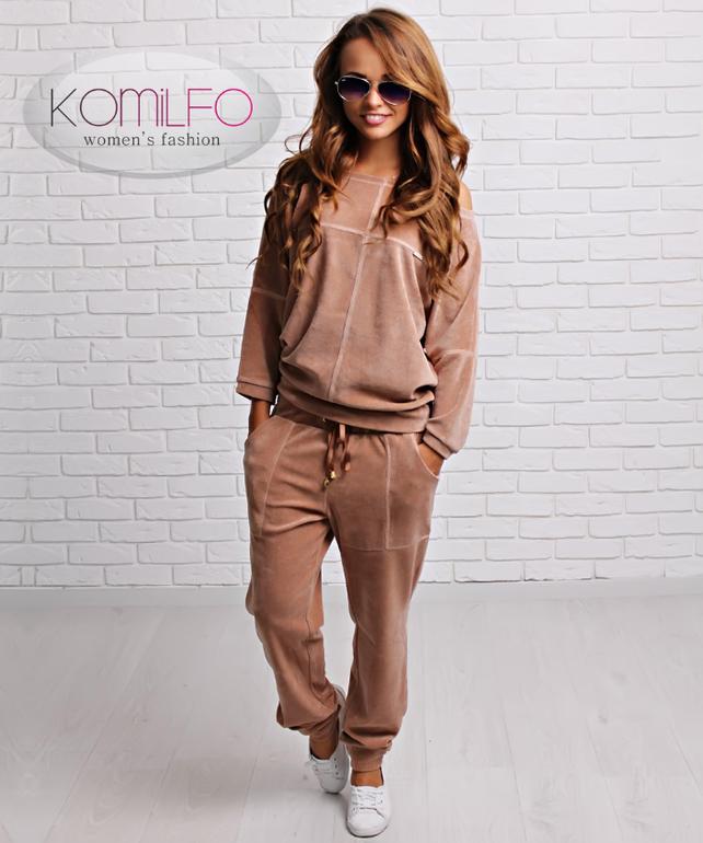 Стильная женская одежда оптом от производителя Комильфо. Приглашаем  организаторов СП a999a4e6518