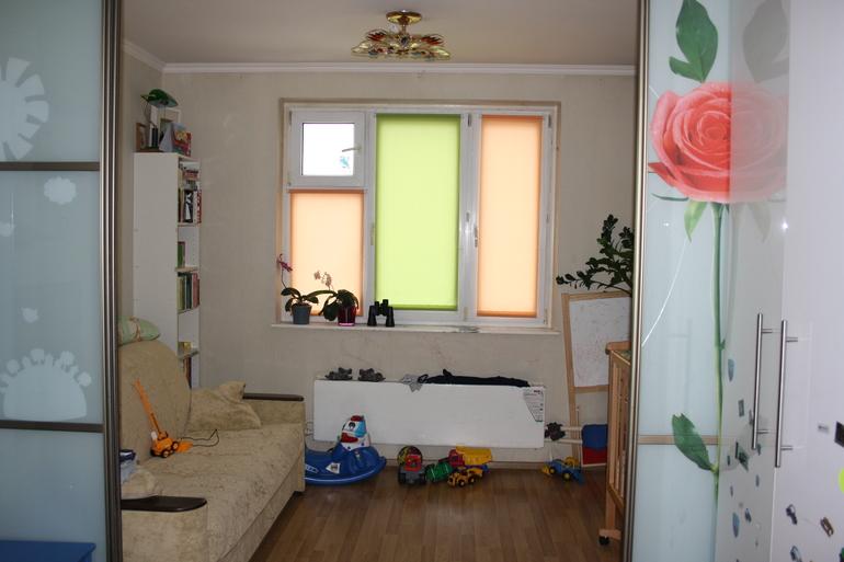 Как разместиться семье с двумя детьми в однокомнатной квартире в 44 59