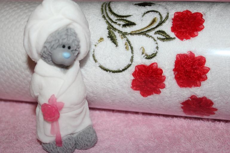 Мыло ручной работы-милые подарочки