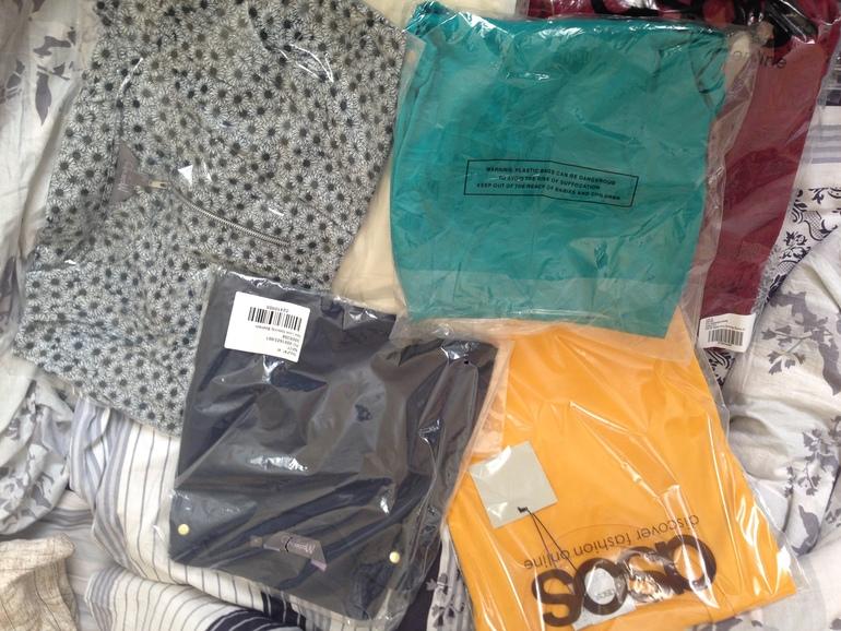 Одежда Asos Отзывы