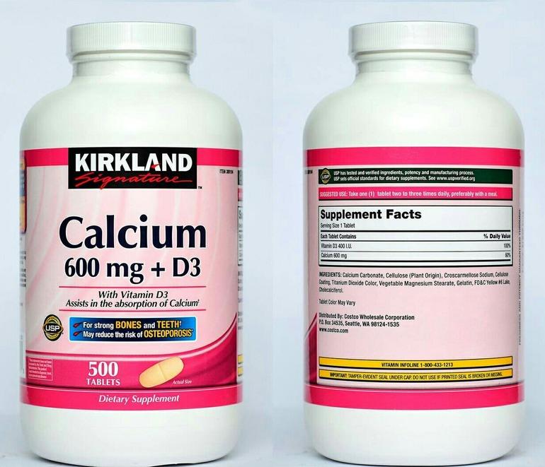 Какие витамины пить беременным с кальцием 90
