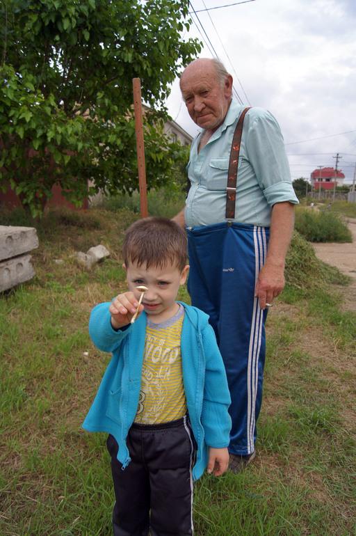 Крым 2014.Всячина и наш будущий участок в Крыму.