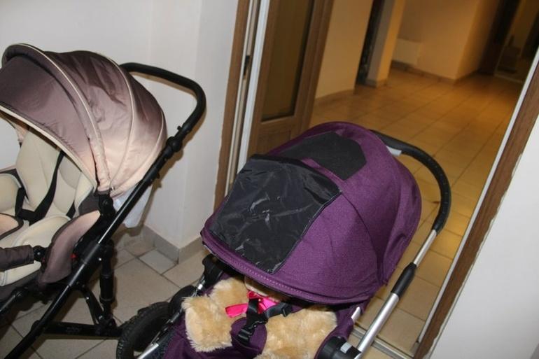 Приехал наш Baby Jogger Sity Select Double!:) Много фотов:)