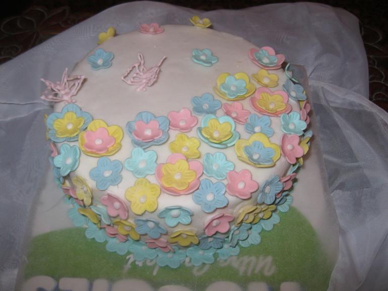 Тортик для себя.