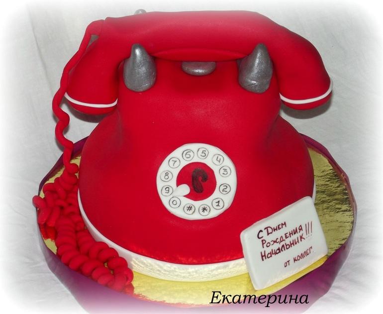 Торт Телефон