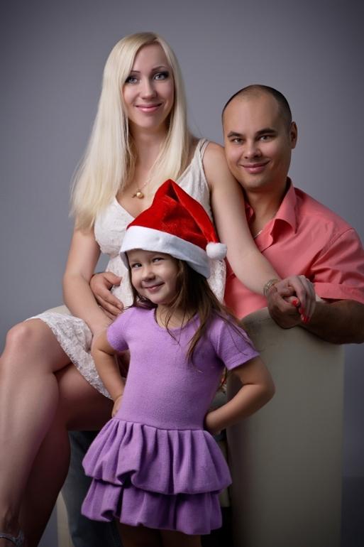 Семейная  фотосессия  номер  2