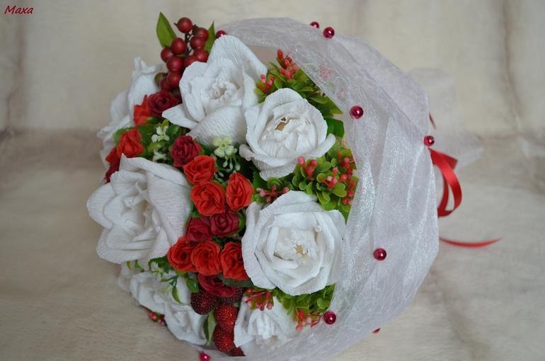 Букеты на подарок невесте фото 732