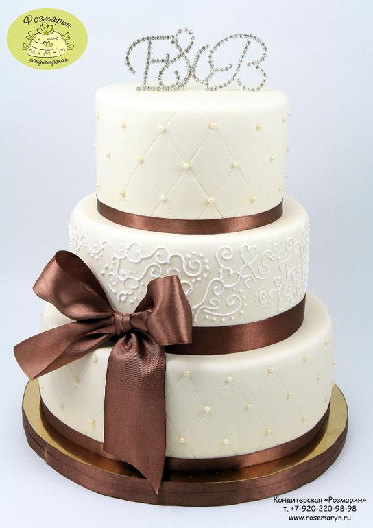 Свадебный торт заказать в воронеже