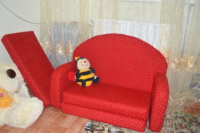 Детский диванчик для деток от 1 года!!!