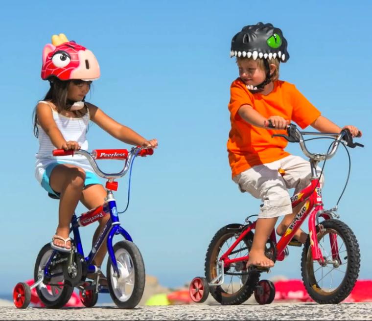 Красивущие защитные шлемы Crazy Safety