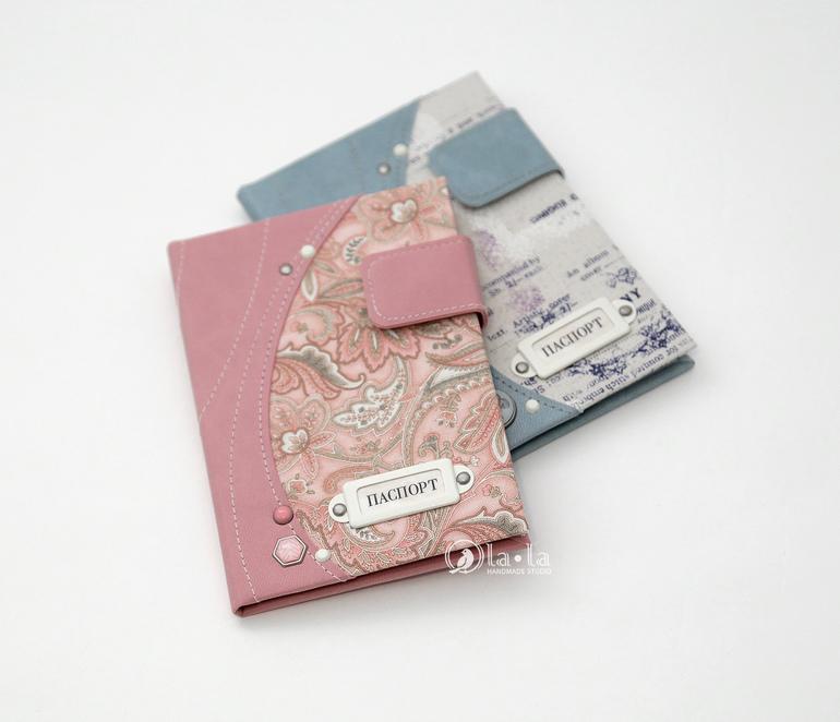 Обложка на паспорт из кожи своими руками мастер класс