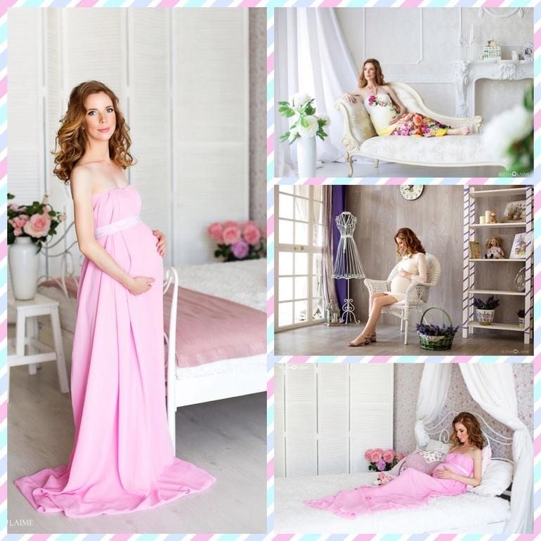 Анастасия макеева беременная 2017 24