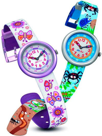 Каталог часов swatch flikflak