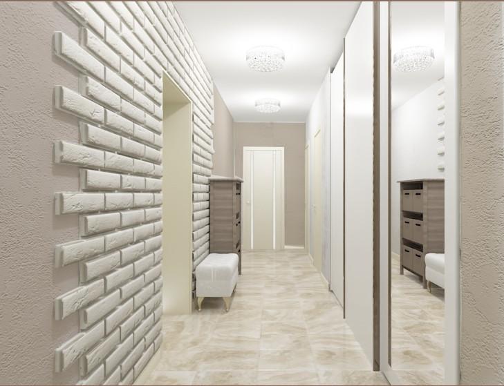 Серый коридор