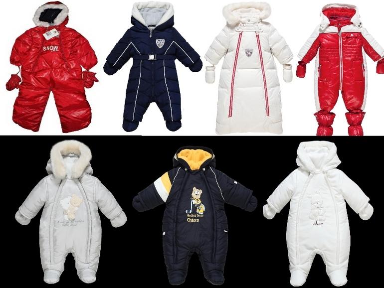 Одежда для новорожденных из италии