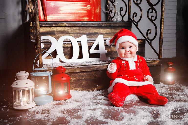 Идеи для новогодние фото
