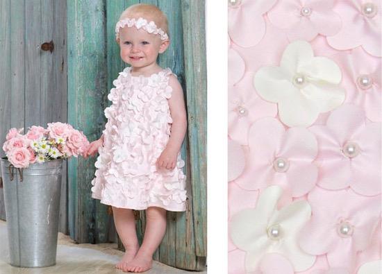 Платье на девочку 1 годик своими руками