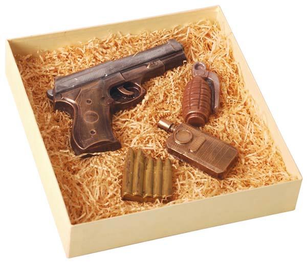 Шоколадный набор подарок мужчине 22