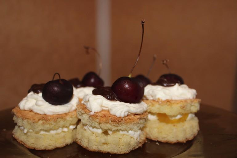 Пироженки
