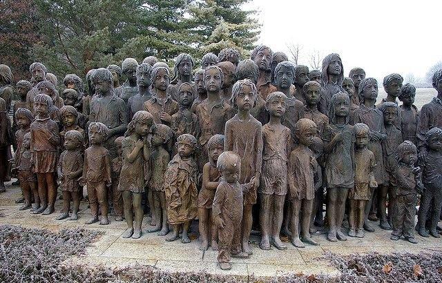 Дети  Лидице.