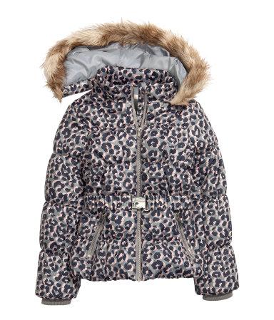 Курточка H&M новая на 130 рост 870 руб+почта