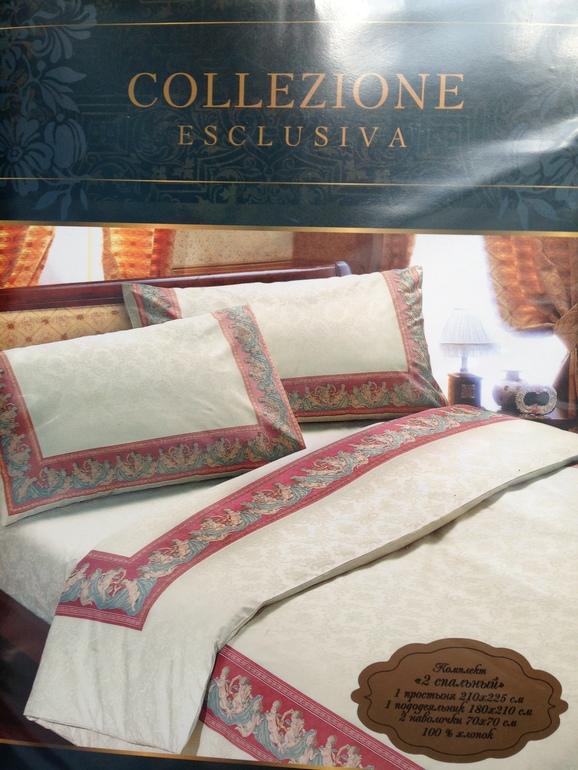 Эксклюзивное постельное бельё Ангелы 2-x спал, 3500р