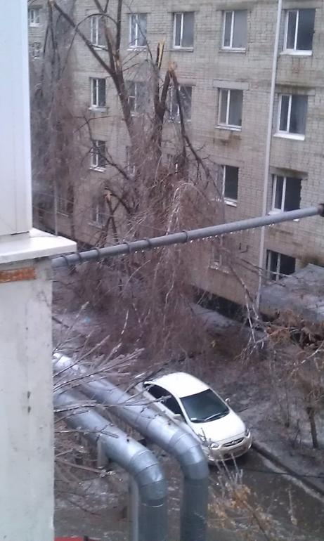 Ледяной город! поговорим о погодке сегодня)