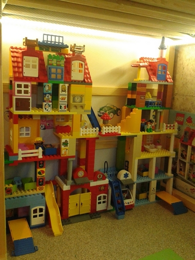 Любителям Лего