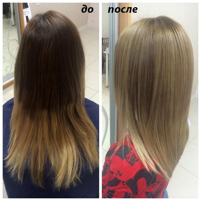 Как сделать волосы темнее после окрашивания