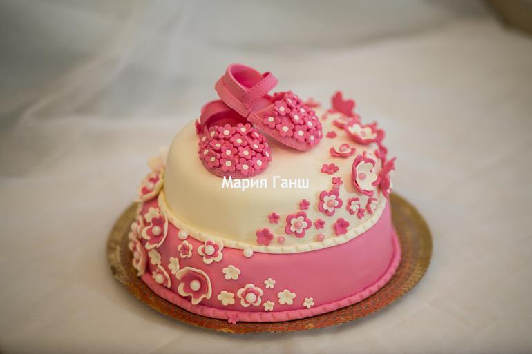 Торт для доченьки