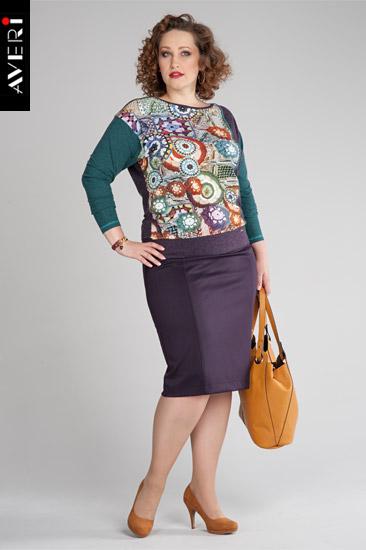 Совместные покупки одежды больших размеров