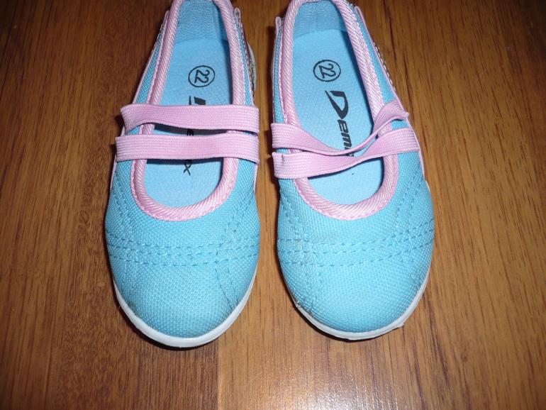 Новые туфли спортивного типа Demix sport р-р 22 (14 см по стельке)