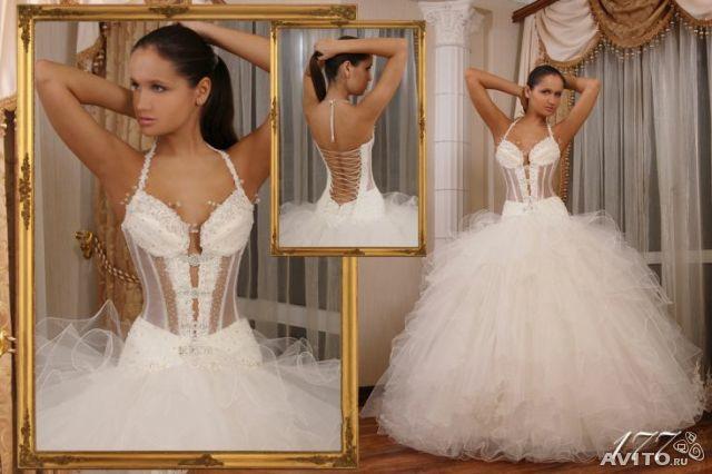 Свадебное платье хочу продать