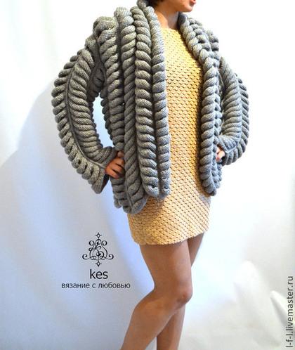 Пуловер Азиатский Колосок