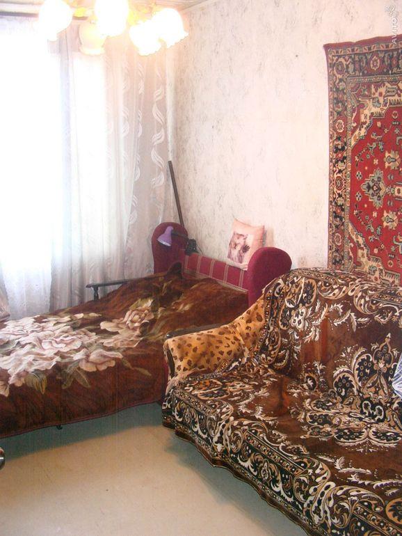 Сдается ДВЕ  комнаты  в трехкомнатной квартире. Москва м.ВДНХ