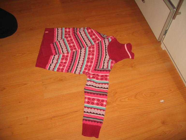 Продам свитер PLAY TODAY размер 110