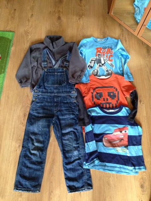 Пакет одежды на мальчика 4-5-6 лет Химки, Речной вокзал.