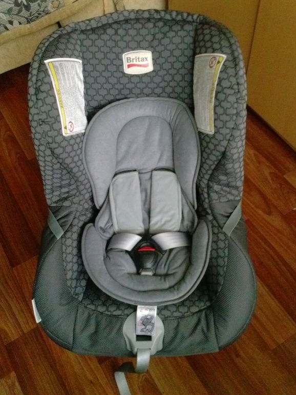 Автокресло  BRITAX  First  Class  plus  (0-18  кг)