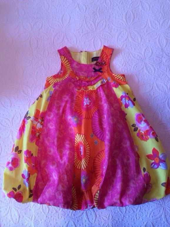 Яркие платья DKNY, Catimini !! На 3 года. СПБ