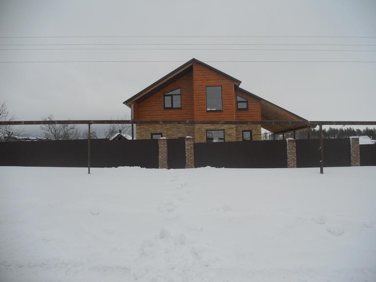 Продаем дом (новый)
