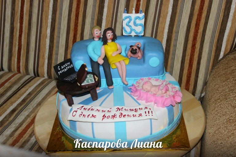 торт  -  желания