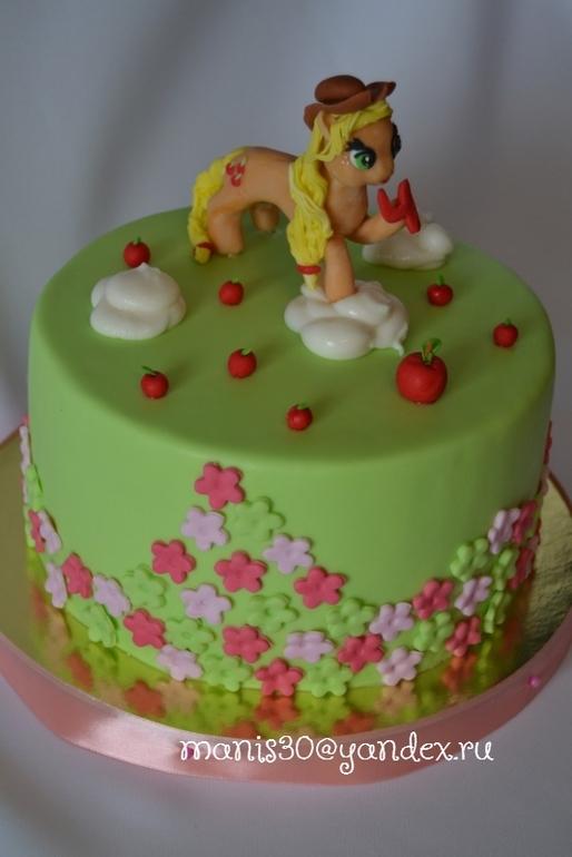 Торт 4: торт на 4 года для девочки и мальчика своими руками 26