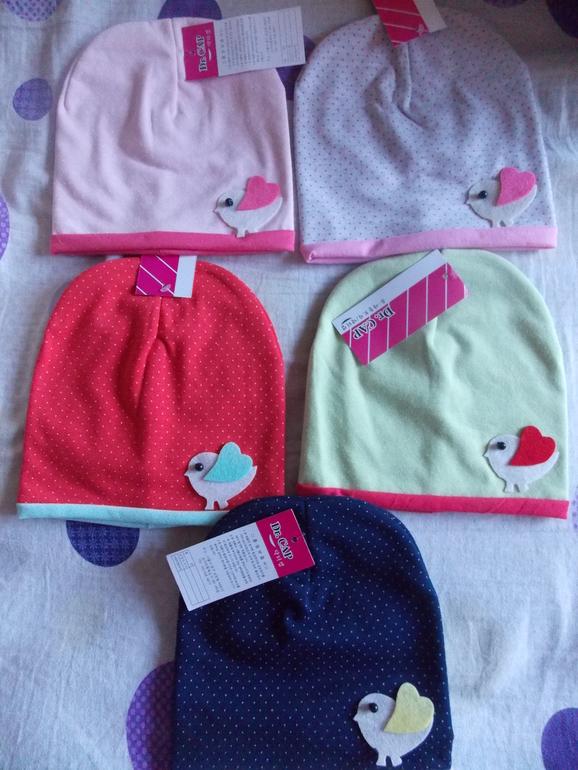 Новые шапки на малышей всего по 130 руб.