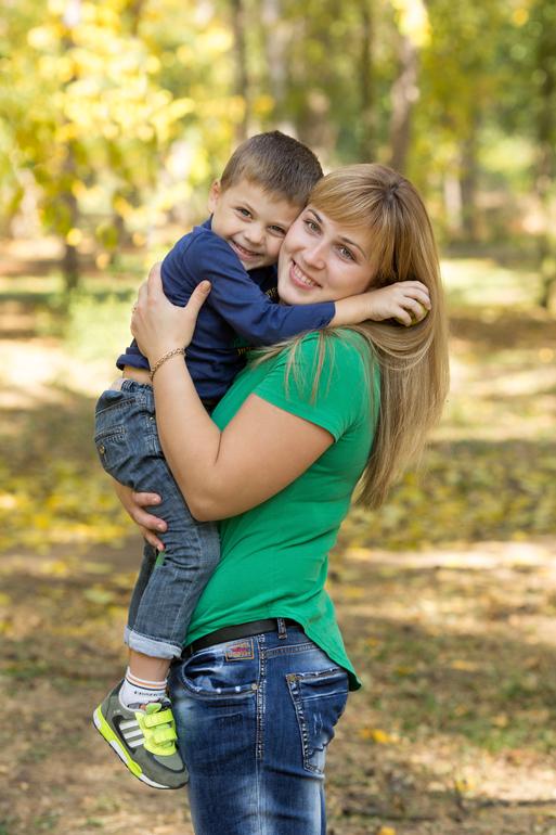 знакомства мать одиночка отец