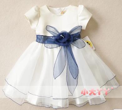 Красивый пояс на детское платье своими руками 71