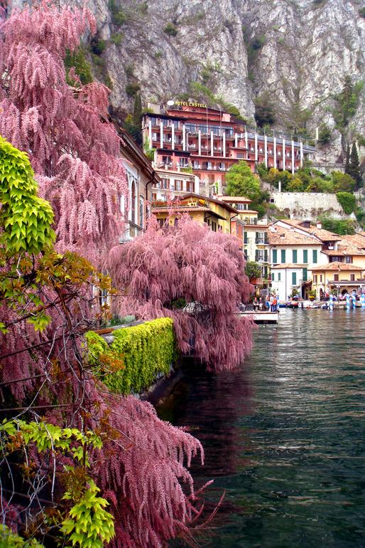 Отдых в Италии на озере Гарда