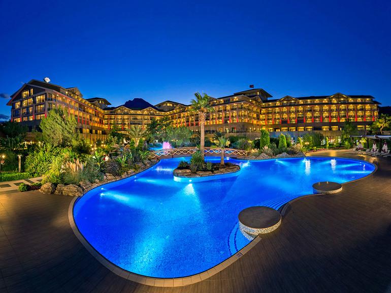 Турция! VOGUE HOTEL KEMER 5*de luxe