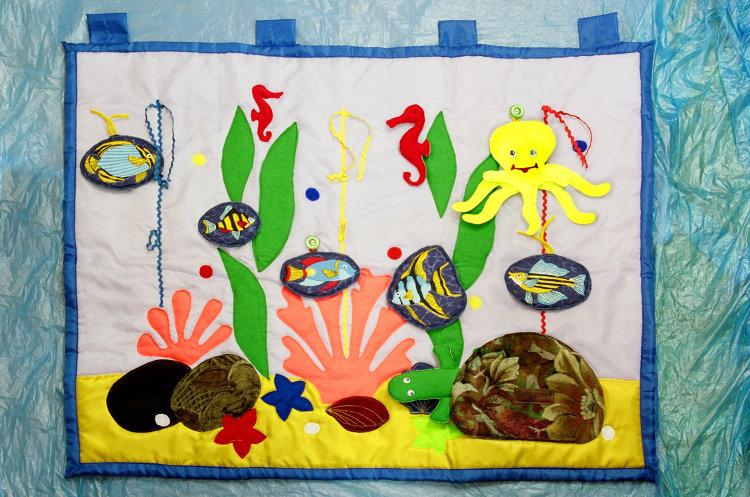 Как оформить стендграфиями детей в детском саду